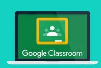 cara join google classroom