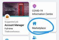 Cara menggunakan facebook marketplace untuk berjualan