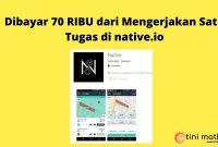 aplikasi native.io