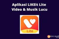 Review Aplikasi LIKEit Lite