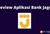 Aplikasi Bank Jago