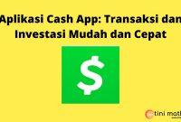 Aplikasi Cash App